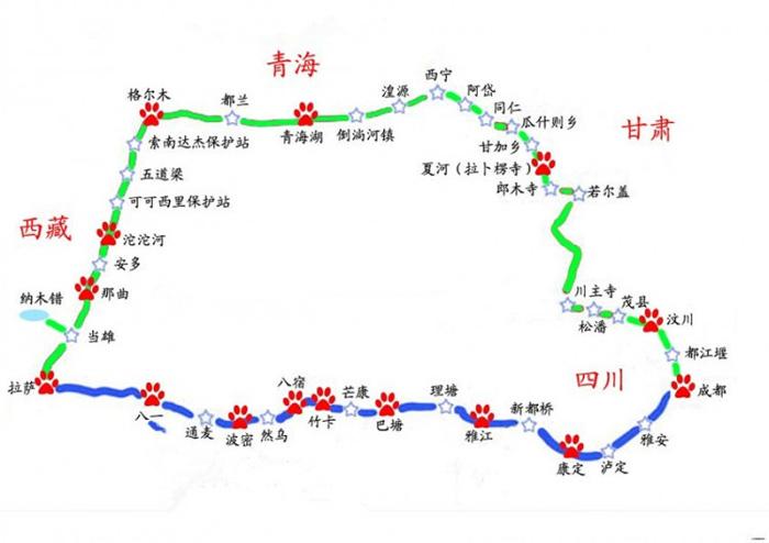1、川藏线散客拼车经典线路一般要多少时间?   如果只到拉萨,那就只走川藏线,行程是海螺沟、稻城亚丁、318川藏南线10日游,成都出发拉萨结束。如果还要走青藏线到西宁再可以走若尔盖红原等回程,则是川藏进青藏出行程增加6天,在加上拉萨休整2天一共是16天。 2、参加散客拼车旅游怎么收费的?   费用是根据行程时间与车型来确定的,川藏线常规行程淡季收费单人平均2500元起,旺季一般在3000元起,国庆前后为最贵季节,一般在3500元起,如果还要走青藏线则一人加收1000元-2500元不等的费用,如果要坐高档